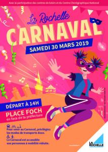 Carnaval La Rochelle 2019