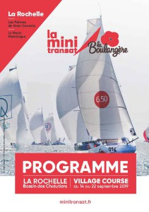 Mini transat programme visuel